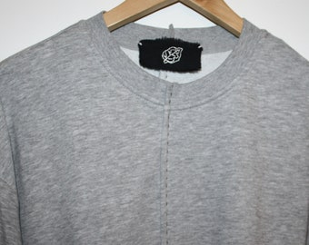 SWEATSHIRT reworked detail Hand size S-M only one Piece