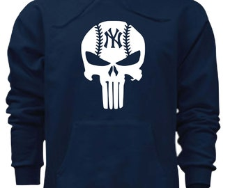 new concept fa795 1b9a1 Yankees hoodie   Etsy