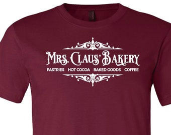 56a3a4b2d7 Mrs claus shirt
