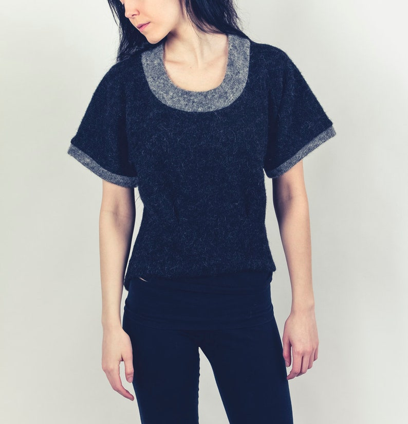 100/% Natural Icelandic Wool Sweater Vest