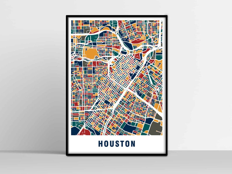 graphic about Houston Map Printable known as HOUSTON Town Map, HOUSTON Map Print, HOUSTON Map Obtain, Houston Highway Map, Houston Poster, Map of Houston, Houston printable map