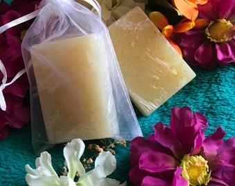 Raw Butter Honey Body Soap