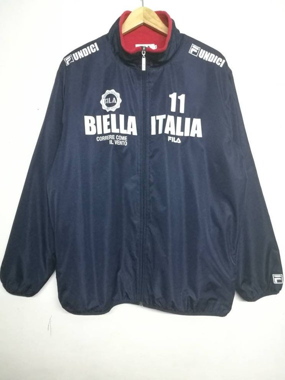 Fila Bella Italia Sweater Jacket