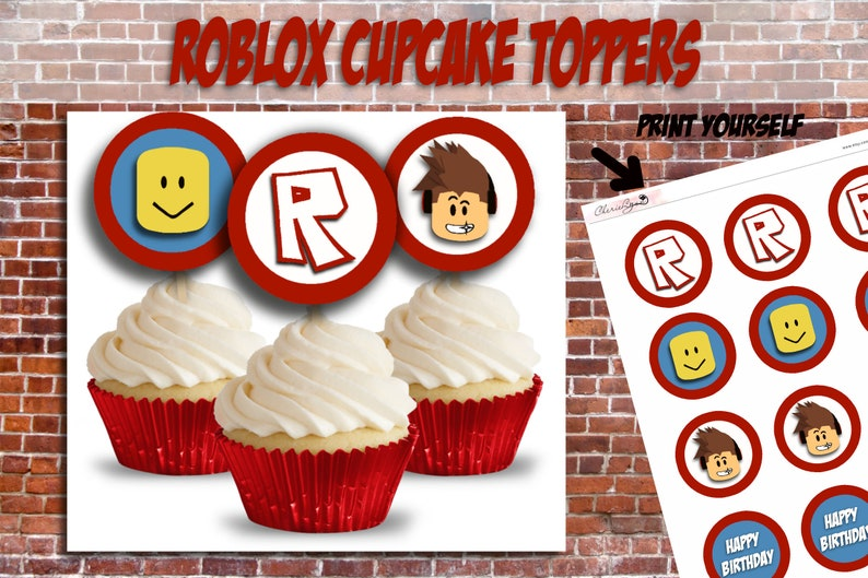 photo relating to Roblox Picture Printable named Roblox Birthday, Roblox cupcakes, Roblox Get together printable, Roblox, Roblox Occasion Decor, Roblox Birthday Bash, Roblox Printable