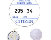 Genuine Citizen Capacitor Battery 295-34 Eco-Drive 295.34, MT620 7820A 7877A