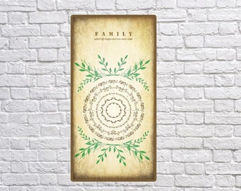 Fan chart template etsy template round family tree 1327 5 generations digital printable file genealogy fan chart template parents gift wedding gift digital maxwellsz