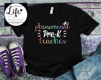 Back To School Kindergarten Teacher T Shirt Teacher Graduate Etsy