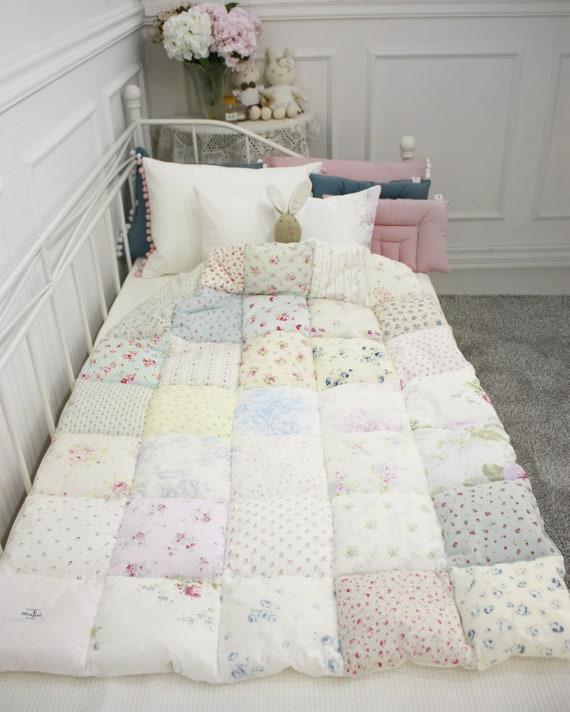 Patchwork Quilt Bedding Sets.Patchwork Quilt Bedding Set Newborn Up To Teen Baby Bedding Nursery Crib Bedding Toddler Bedding Patchwork Quilt Comfoter Set