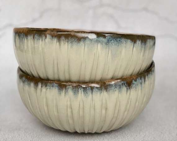 Set of two Handmade Ceramic Bowls