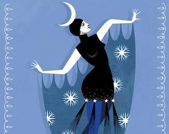 Moon Beam Dancer