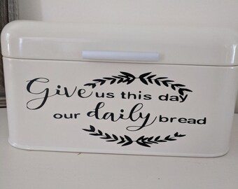 Bread Box Sticker