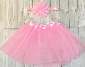 47f94e214a9e Tutu, Headband, Baby Girl, Dress Up, Ballerina,Dance, Newborn Pictures,  First Birthday, Easter, Christmas, Fashion, Style, Baby Shower Gift