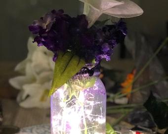 Mason Jar light up