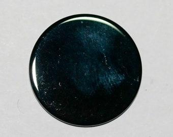 4 Pcs Lot Onyx Flat Disc Cabochon 25mm. (4 Pieces)