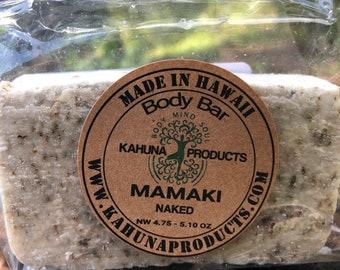 Mamaki Soap   Cold Processed Soap   Natural Soap   Healing Soap   Healthy Soap   Natural Soap   Hawaiian Soap   Herbal Soap   Tea Soap