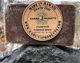 Pumpkin Spice Soap   Natural Soap   Cold Pressed Soap   Vegan Soap   Healing Soap   Body Soap   For Him   For Her   Artisan Soap