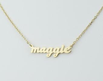 best custom name necklace