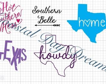 Texan Custom Decals