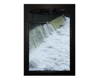 Digital Print: Waterfall - Beacon, NY