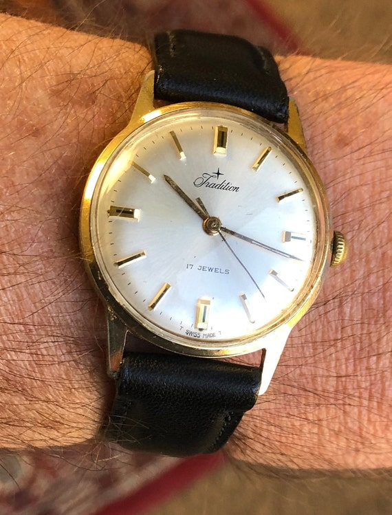 Interesting 1970s Sears Roebuck Watch by Waltham