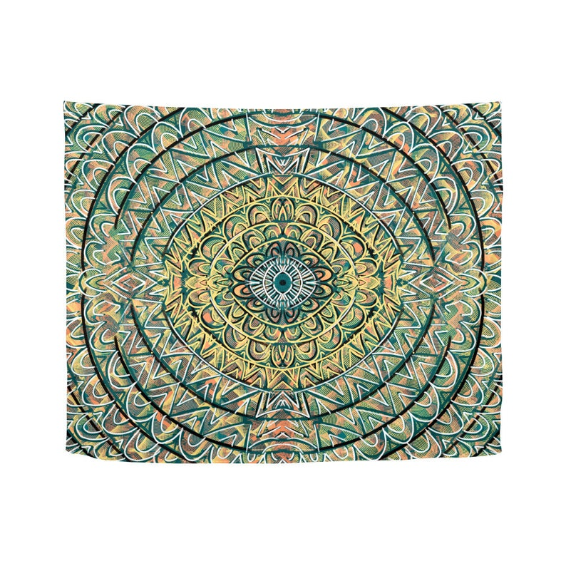 tapestry 60x51 groovy image 0