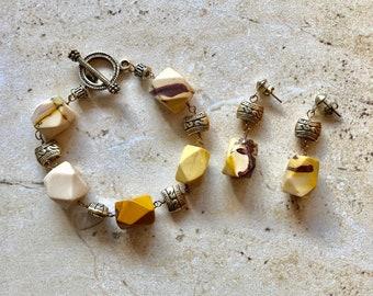 Lilliana Bracelet and Earring Set