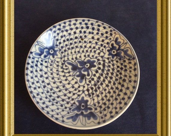 Antique small chinese porcelain plate/ dish