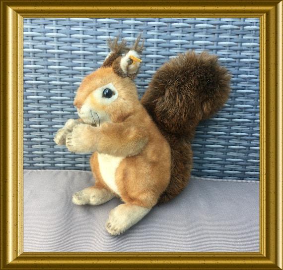 Vintage Steiff squirrel : Kecki