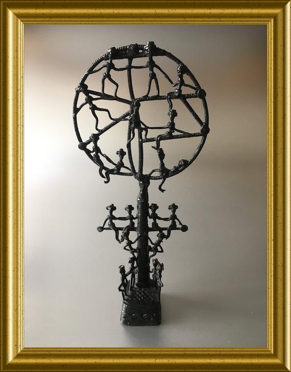 Tree of life, metal