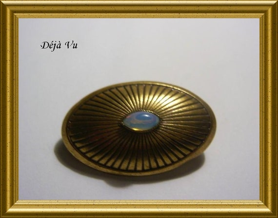 Another beautiful art deco brooch