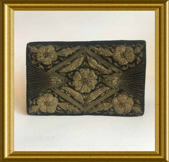 Antique purse, evening bag