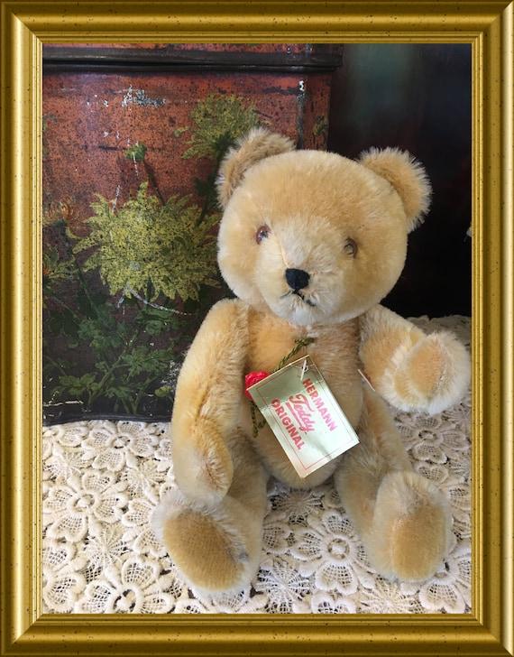 Vintage Hermann teddy bear
