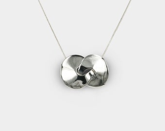 A day after forever (Silver pendant)