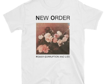 753272f03 New Order, Power Corruption Lies | Unisex T-Shirt