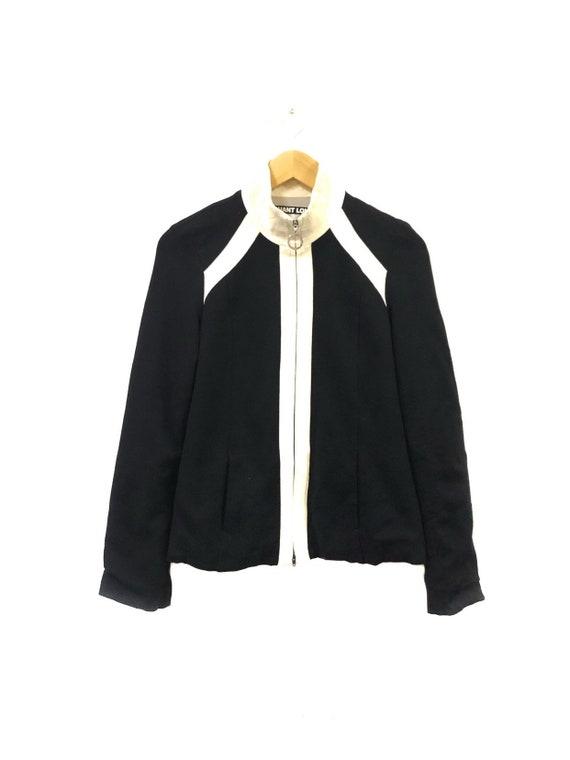 Rare!!!Mary Quant Full Zipper Jacket/Mary Quant Lo