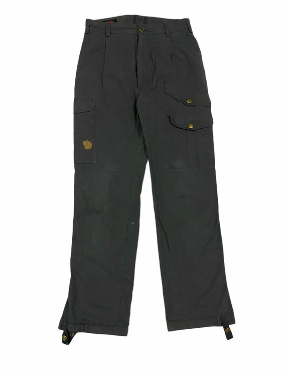 Rare!!!Fjall Raven Kanken Trousers Cargo Pants/Siz