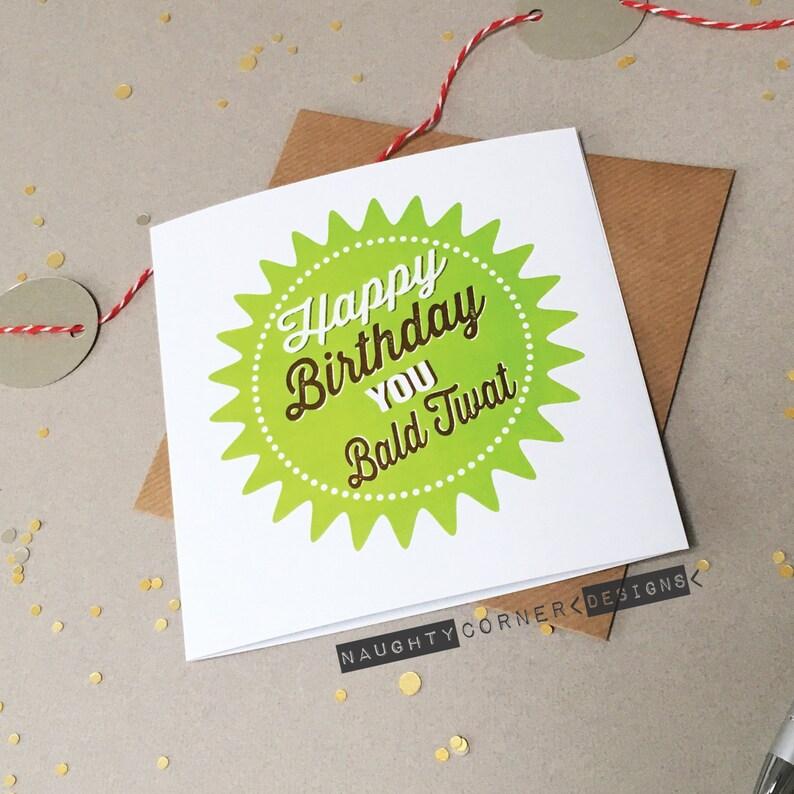 Funny Birthday Card Cards Rude