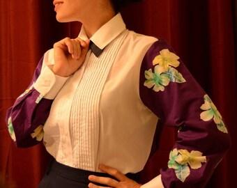 womens mess dress formal shirt