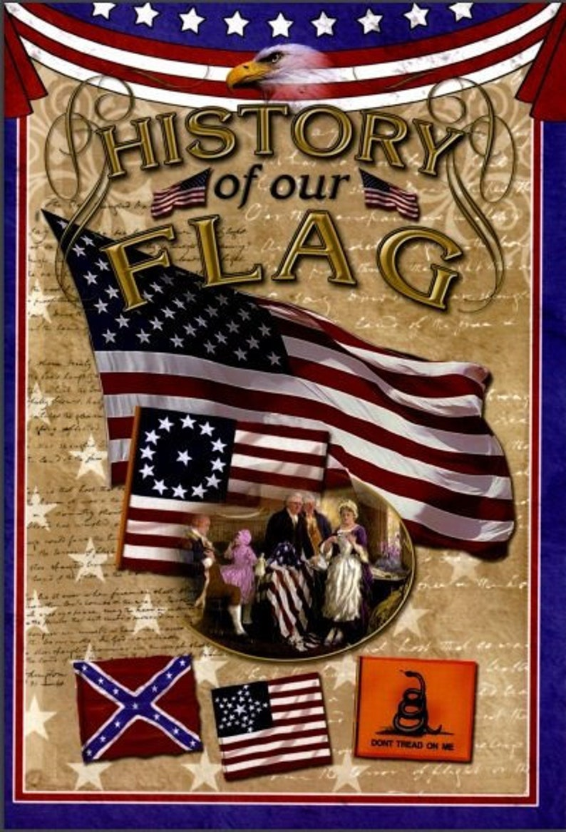 History of our Flag image 0