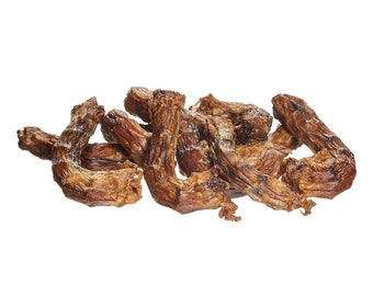 Natural, Dehydrated Chicken Necks for Dogs