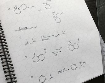 Manuel de chimie organique