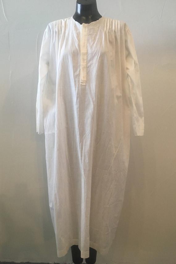 Vintage Victorian Nightgown