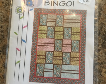 BINGO!- Quilt Pattern