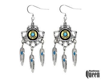 Bullet Jewelry Earrings - Hunting Jewelry - Ammo Jewelry - 223 GGG