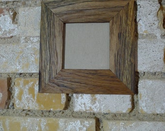 Picture frame old Timber recycling upcycling wood Art