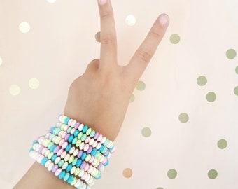 Candy Necklace & Bracelet