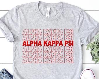 Alpha kappa psi | Etsy