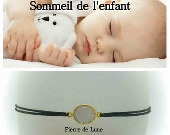 Bracelet for the sleep of baby / child