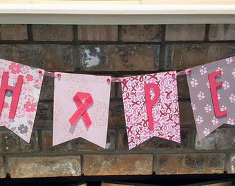 HOPE Breast Cancer Banner