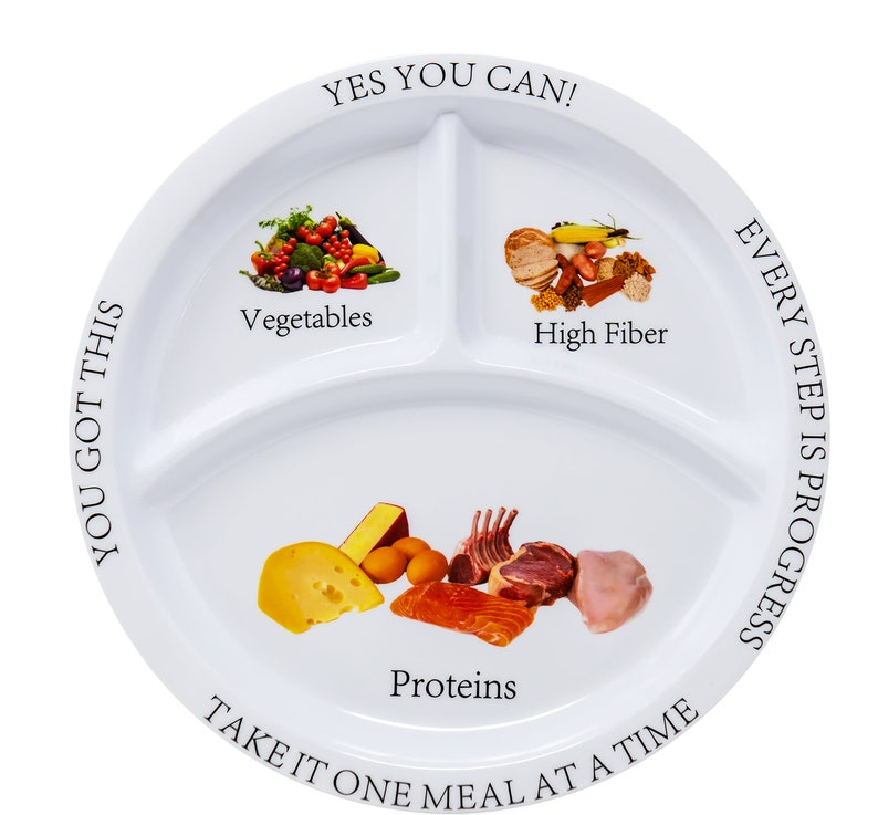 Bariatric Plate For Bariatric Portion Control To Meet Your image 0